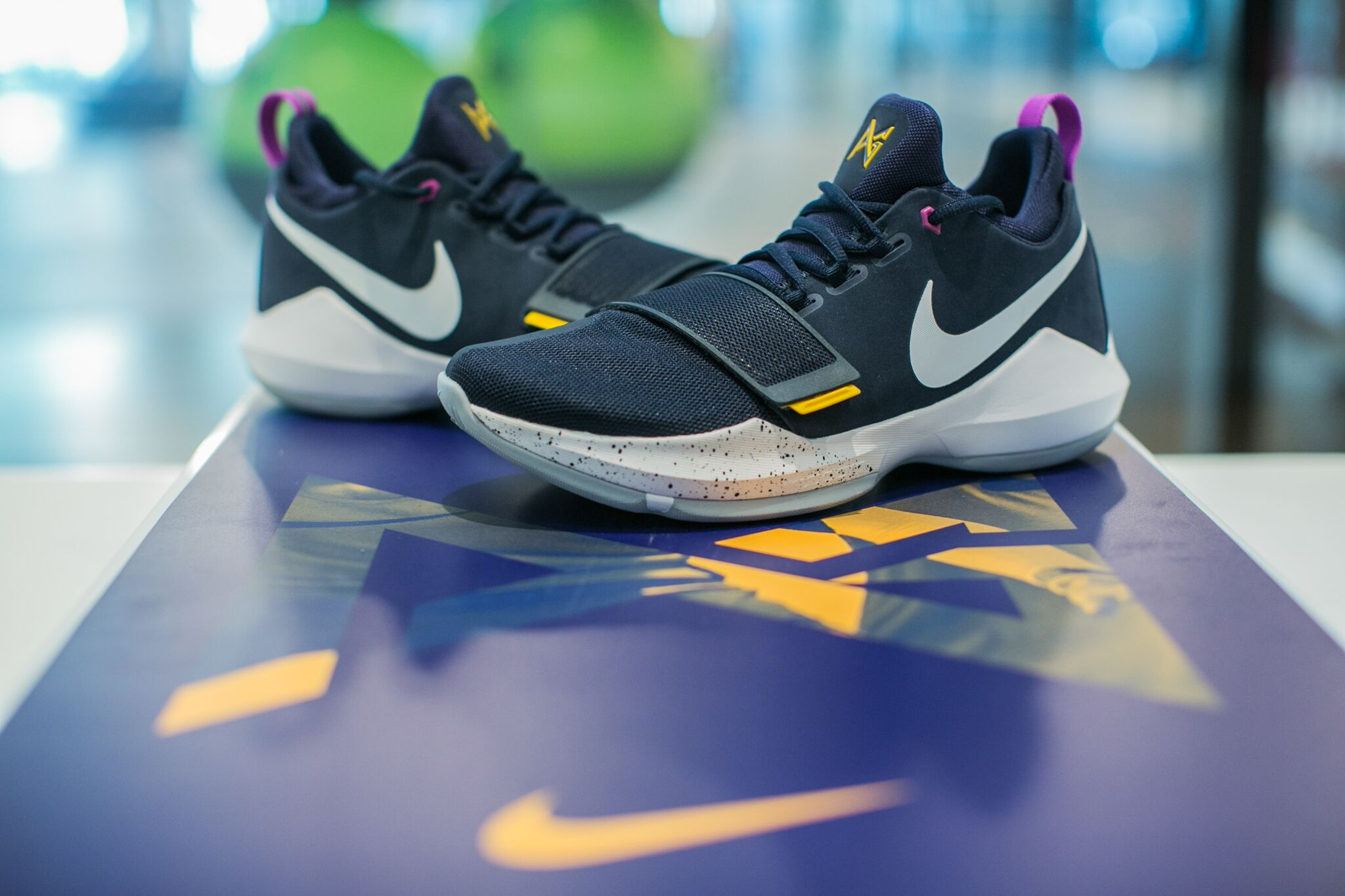 #FullCourtFerocity – The PG1 is your next go-to basketball shoe