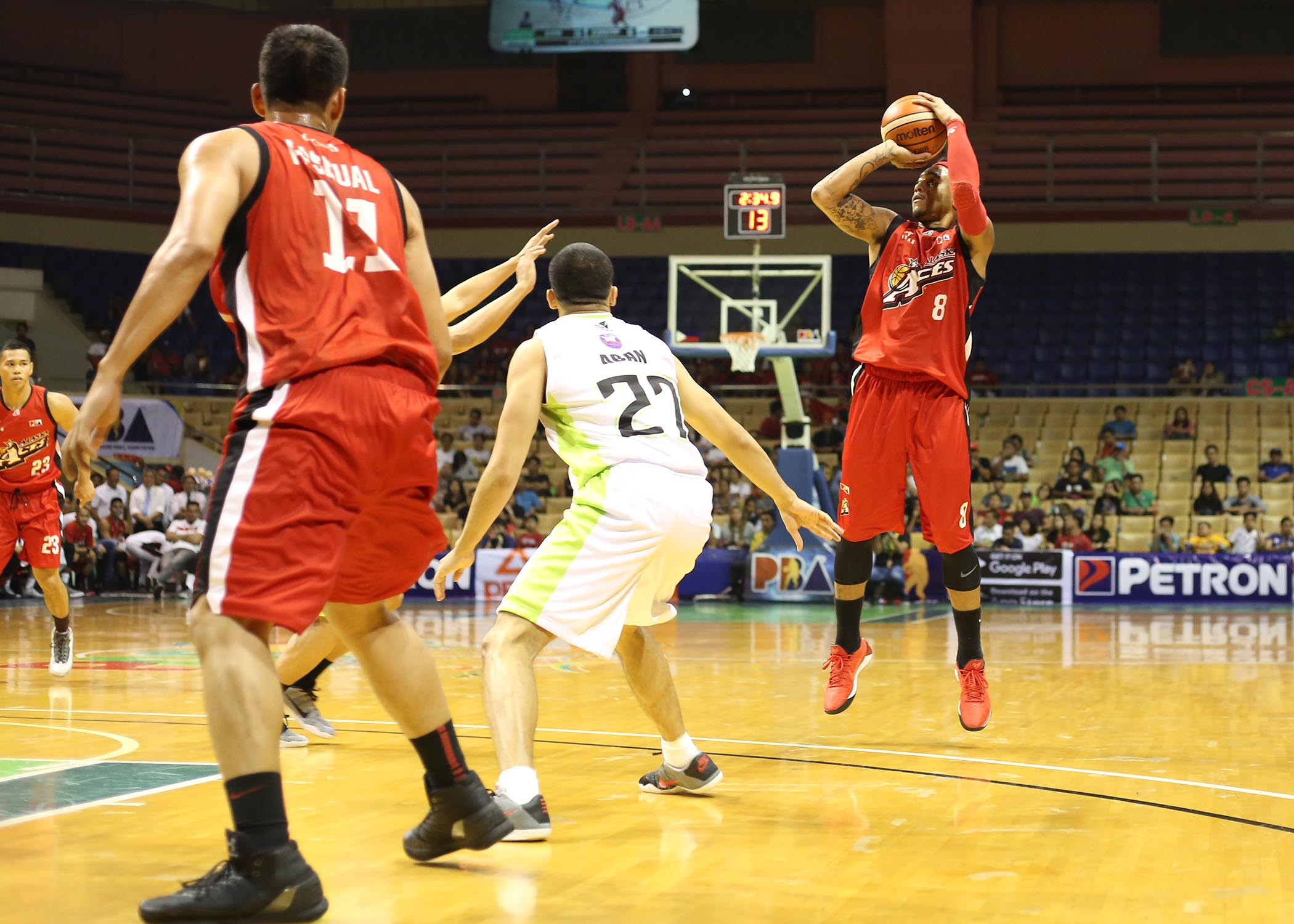 PBA - Alaska vs GlobalPort - March 18, 2017 - KC - 3
