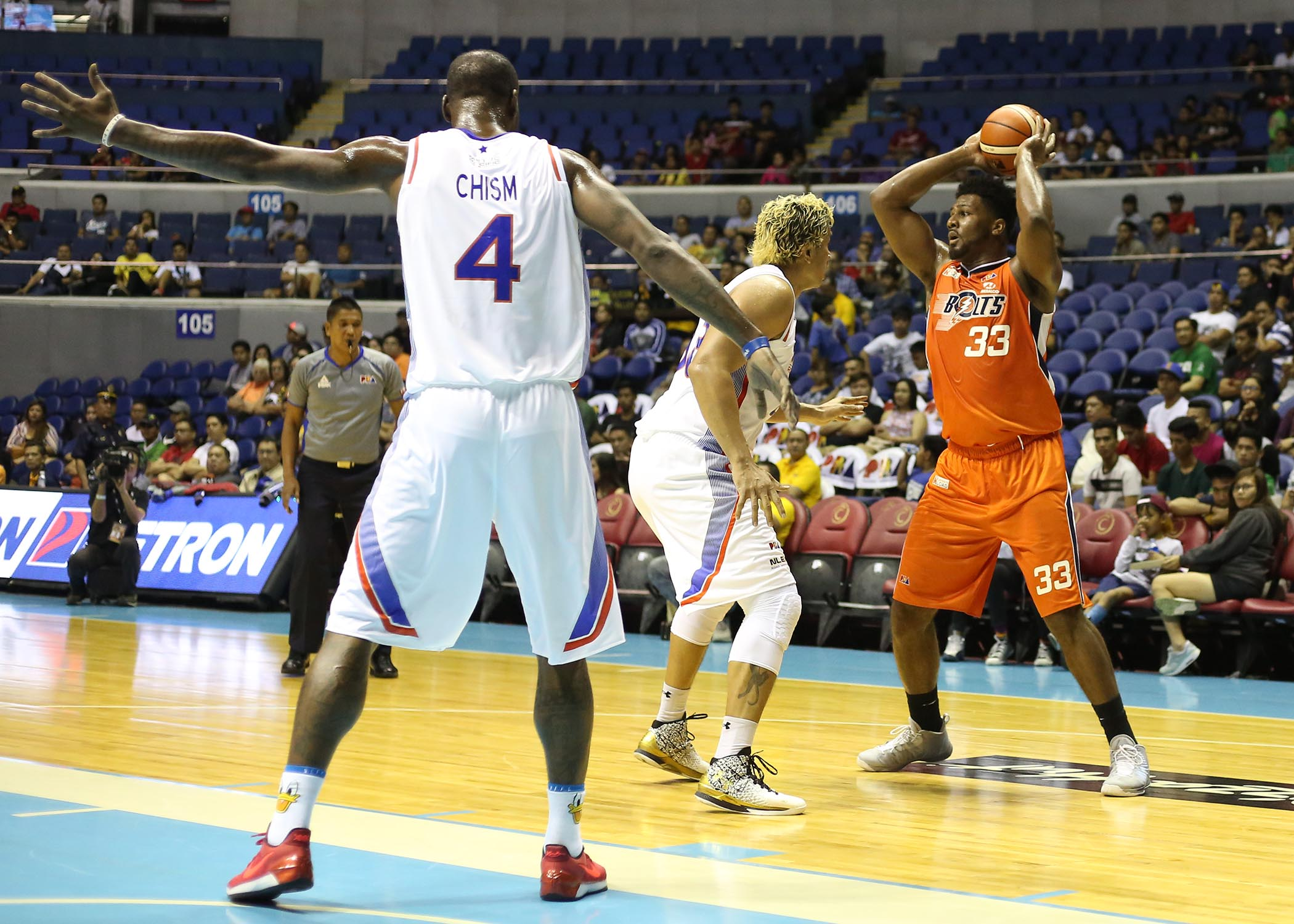 PBA - Meralco vs NLEX - March 19, 2017 - KC - 1