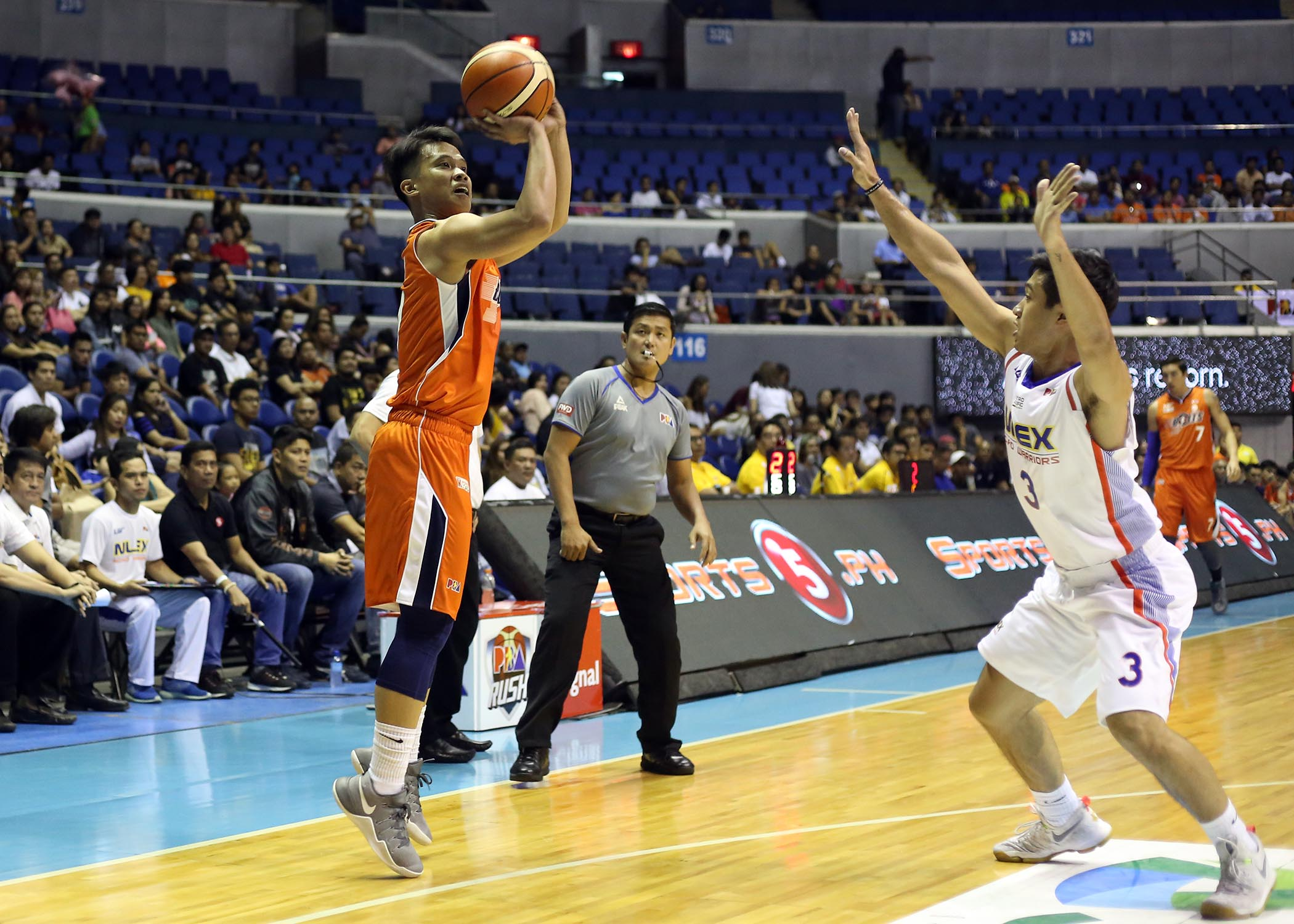 PBA - Meralco vs NLEX - March 19, 2017 - KC - 2