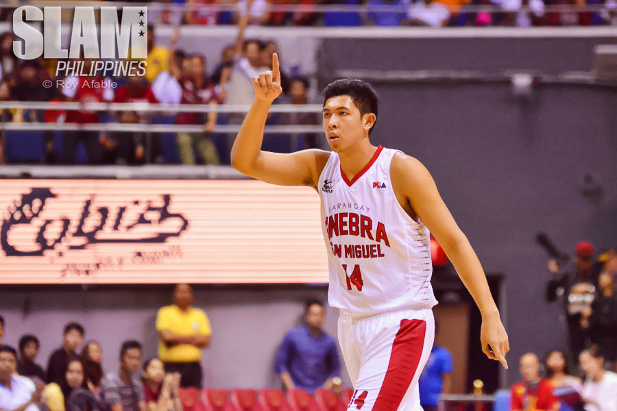 2017 PBA Commissioners Cup Ginebra-GlobalPort pic 7 by Roy Afable