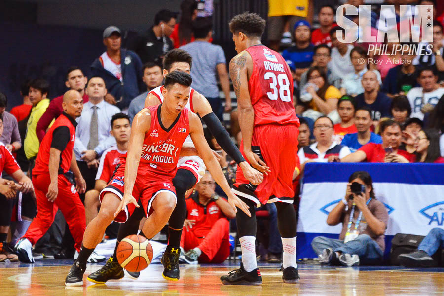 2017 PBA Commissioners Cup Ginebra-Star pic 9 by Roy Afable
