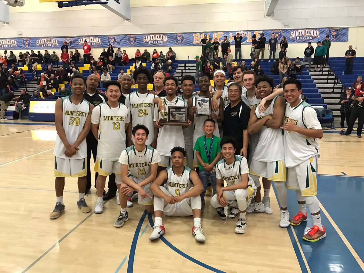Monterey HS Championship 2017 CCS Division III