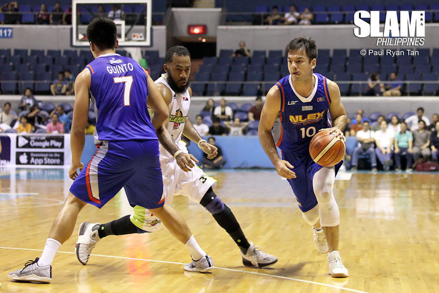 PBA - GlobalPort vs NLEX - April 12, 2017 - PRT - 1