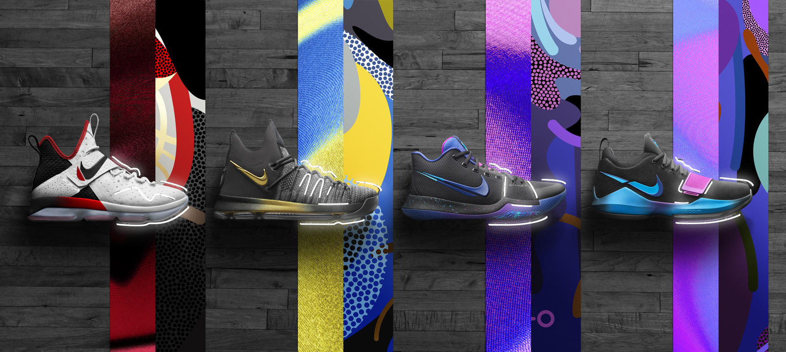 Presenting the Nike Basketball 'Flip the Switch' collection