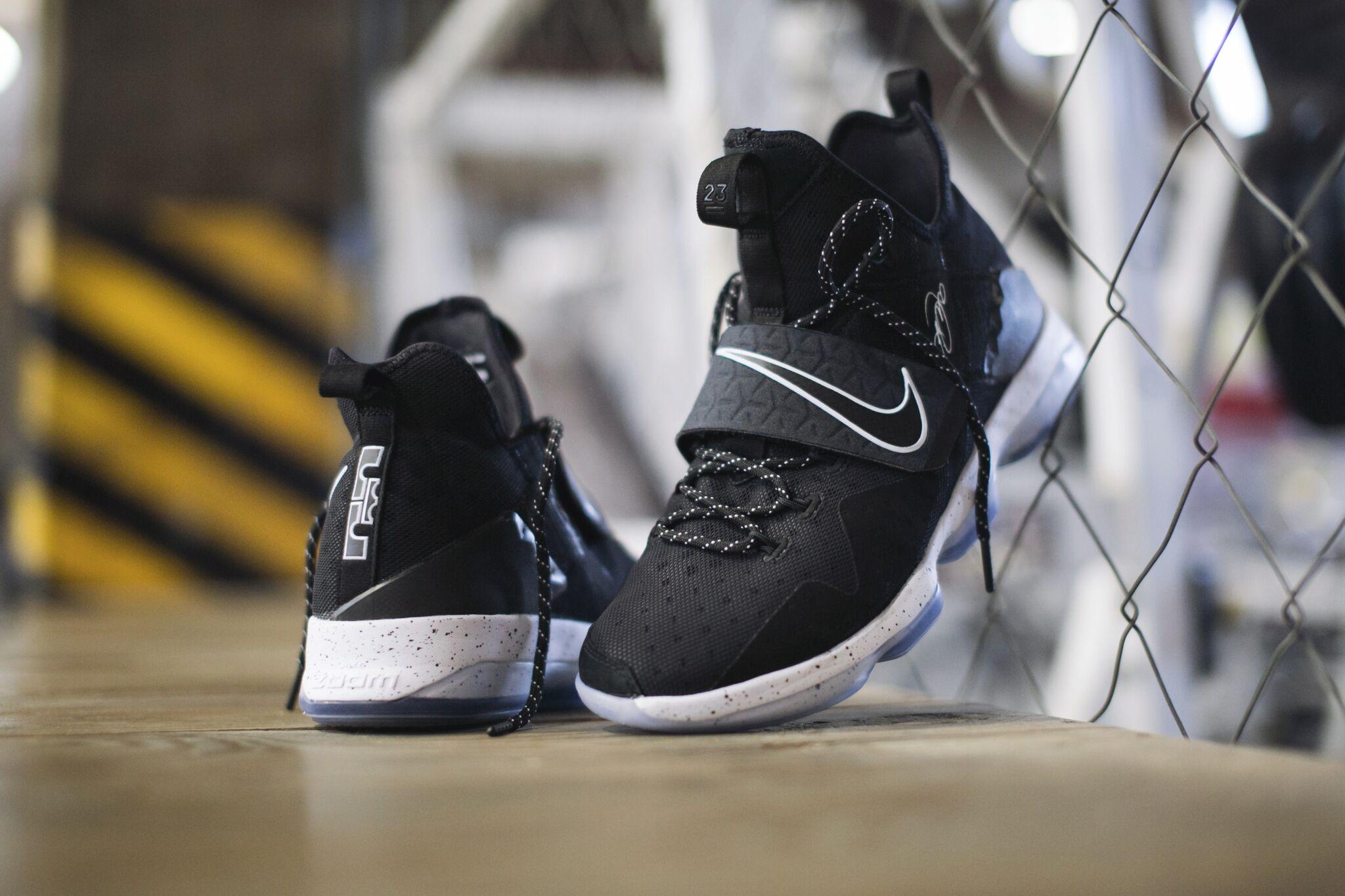 SLAM Sneaker Review: Nike LeBron 14