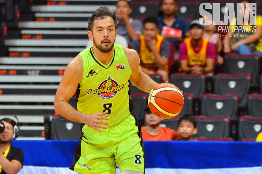 2017 PBA Commissioners Cup GlobalPort-Meralco pic 2 by Roy Afable