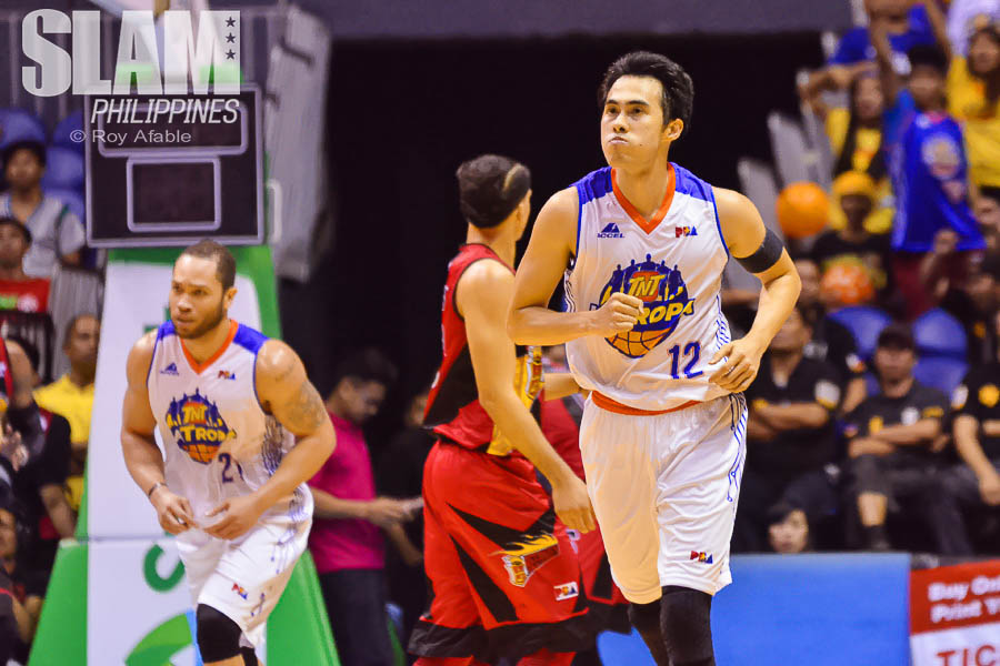 2017 PBA Commissioners Cup San Miguel Beer-Talk 'N Text pic 1 by Roy Afable