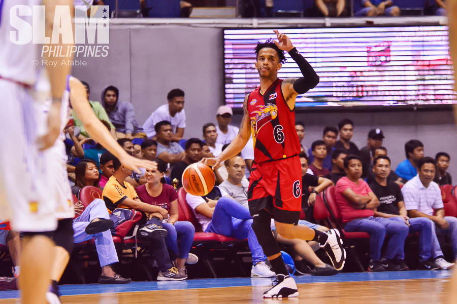 2017 PBA Commissioners Cup San Miguel Beer-Talk 'N Text pic 7 by Roy Afable