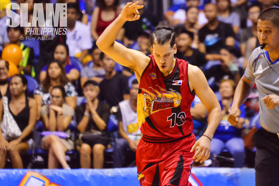 2017 PBA Commissioners Cup San Miguel Beer-Talk 'N Text pic 9 by Roy Afable