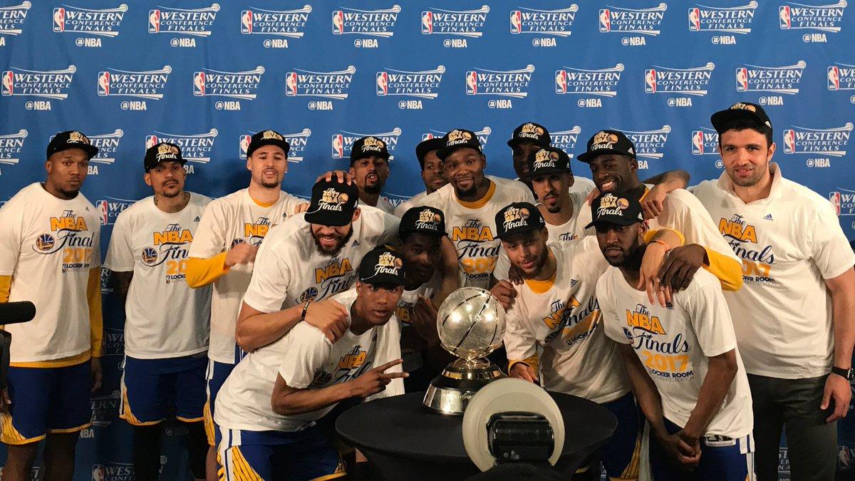 2017 NBA Playoffs: Warriors return to the NBA Finals ...
