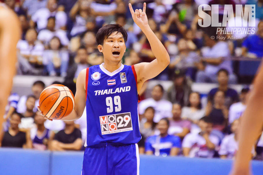 SEABA 2017 Gilas-Pilipinas vs Thailand pic 16 by Roy Afable