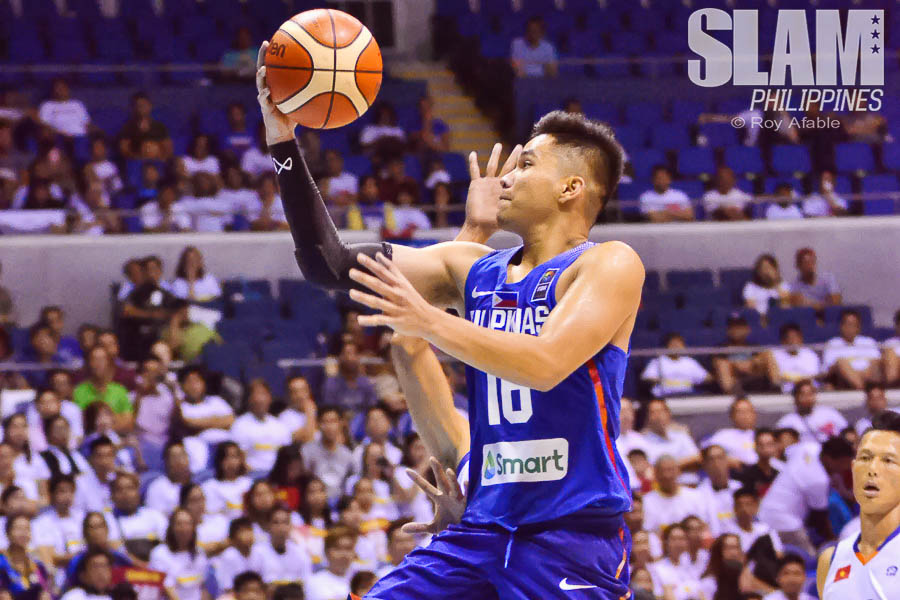 SEABA 2017 Gilas-Pilipinas vs Vietnam pic 1 by Roy Afable