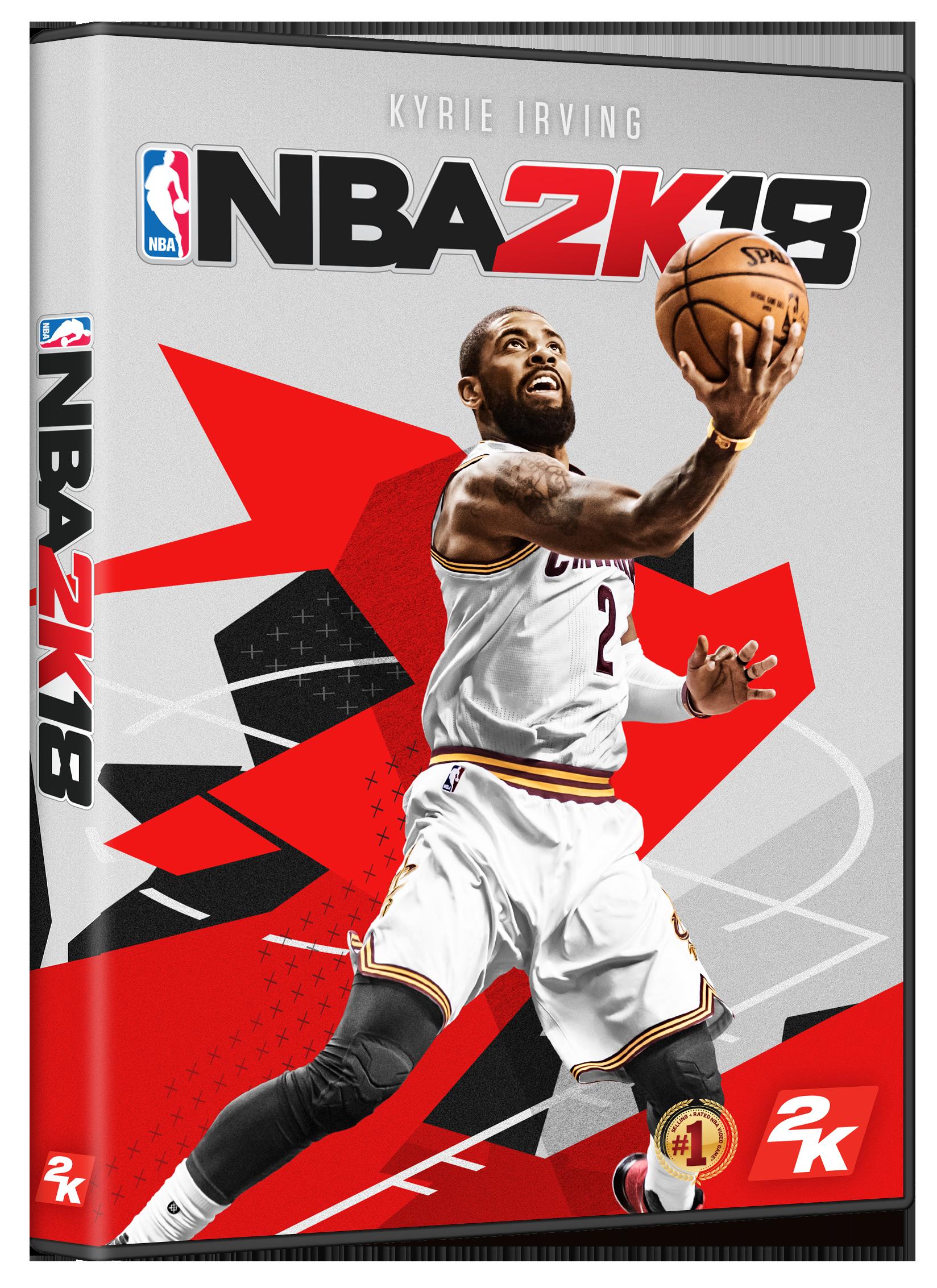 NBA 2K -- Kyrie Irving -- 3D