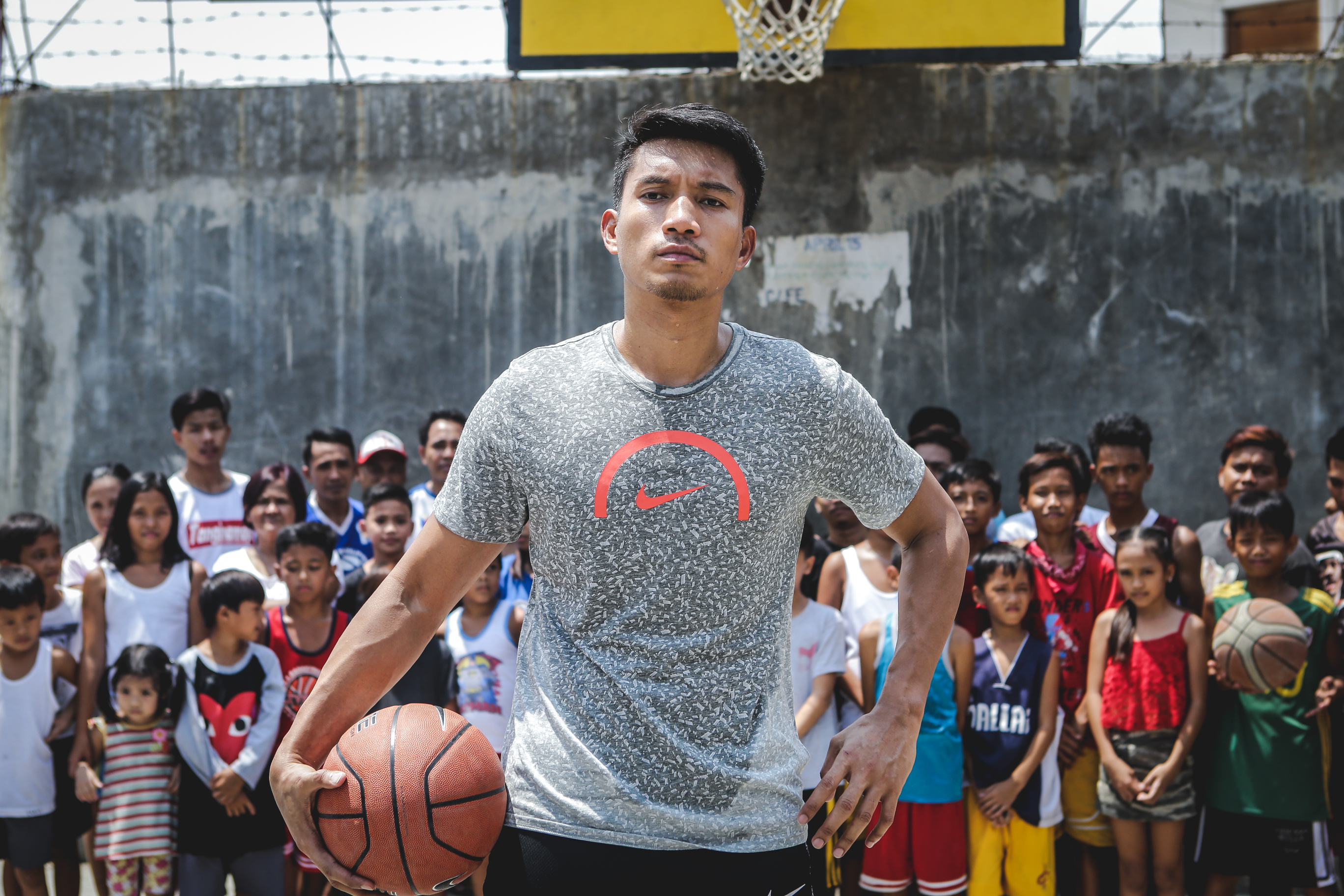 #REPYOURCOURT | Rep the South: James Yap and Paul Desiderio