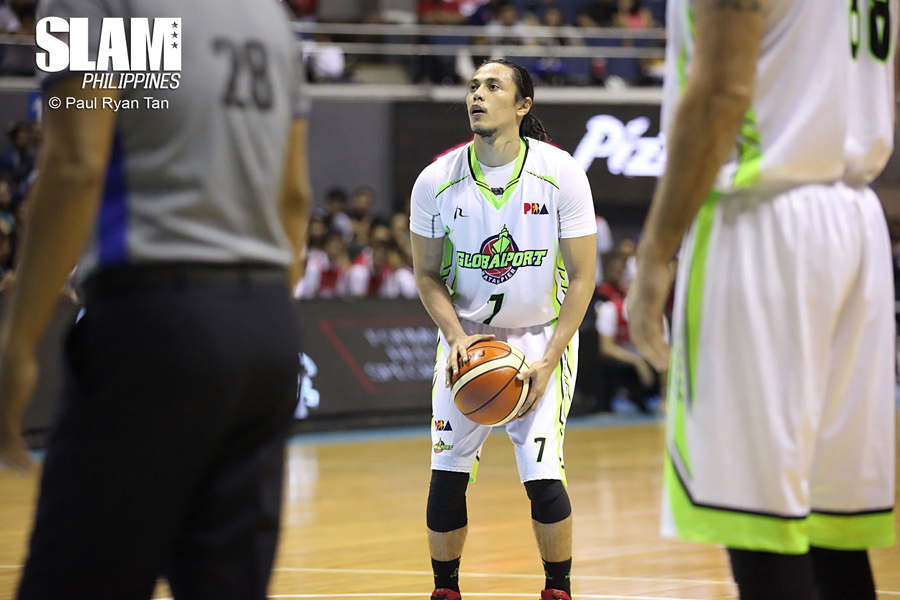 LOOK: Terrence Romeo shows off his signature sneaker the TR7 1.0