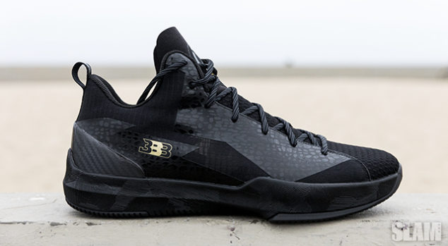 Lonzo Ball unveils the new Remix of the ZO2 Prime