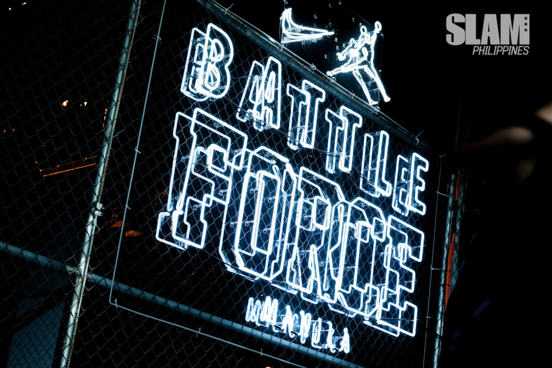 LOOK: Scenes from the Battle Force Celebration Night