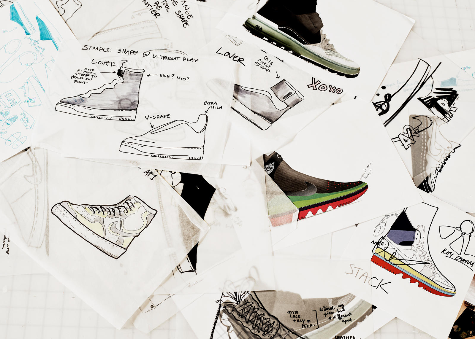 The 1 Reimagined – The women of Nike redesign the Air Jordan 1 and Air Force 1