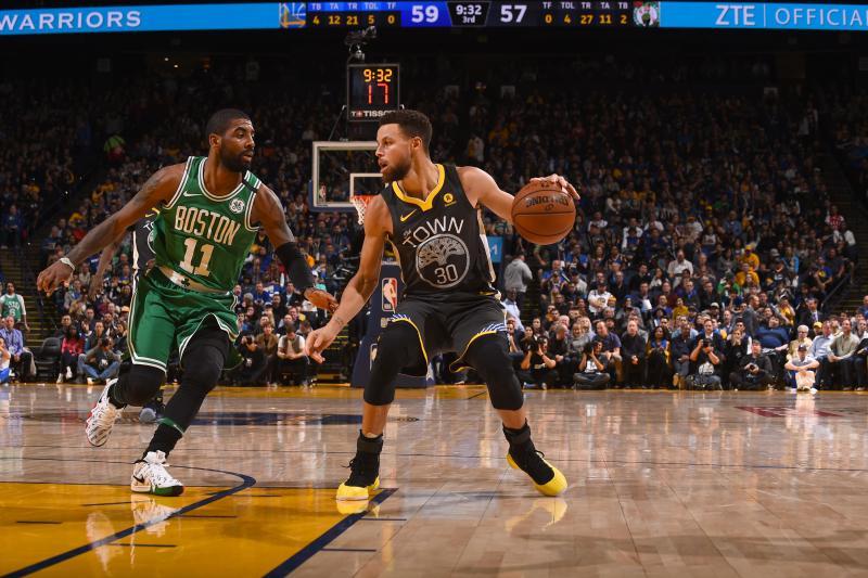 NBA DAILY DRIBBLE: Celtics vs. Warriors is the Finals we ...