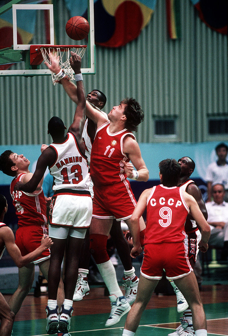 Sabas Wikimedia 1988 olympics