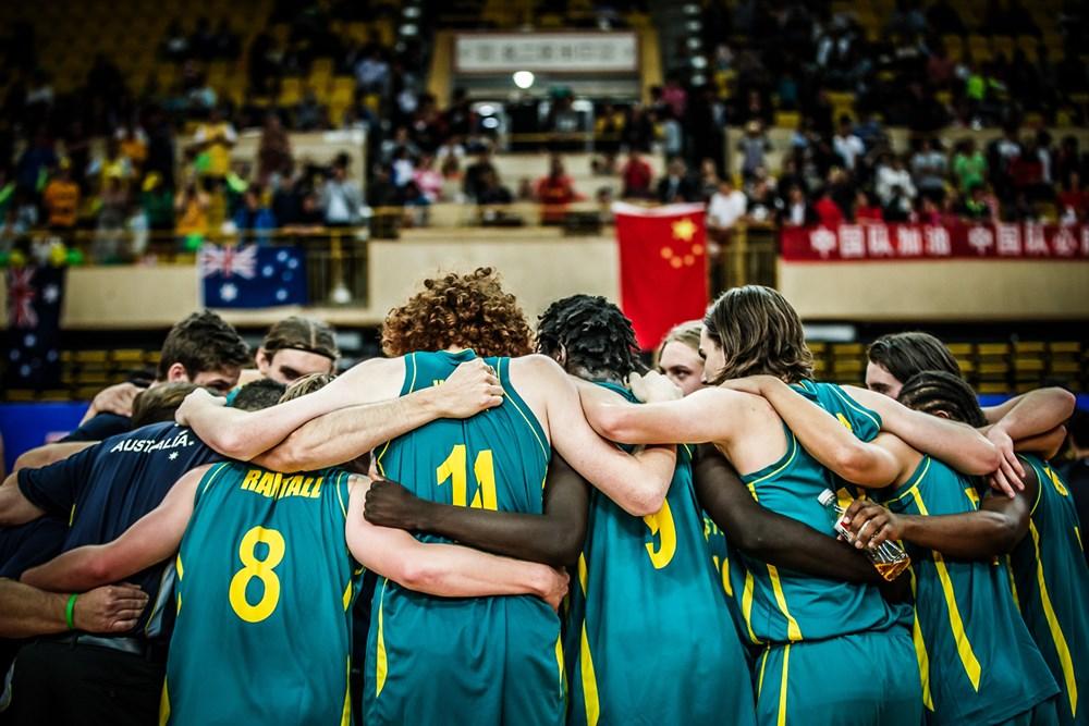 Australia 2018 FIBA U16
