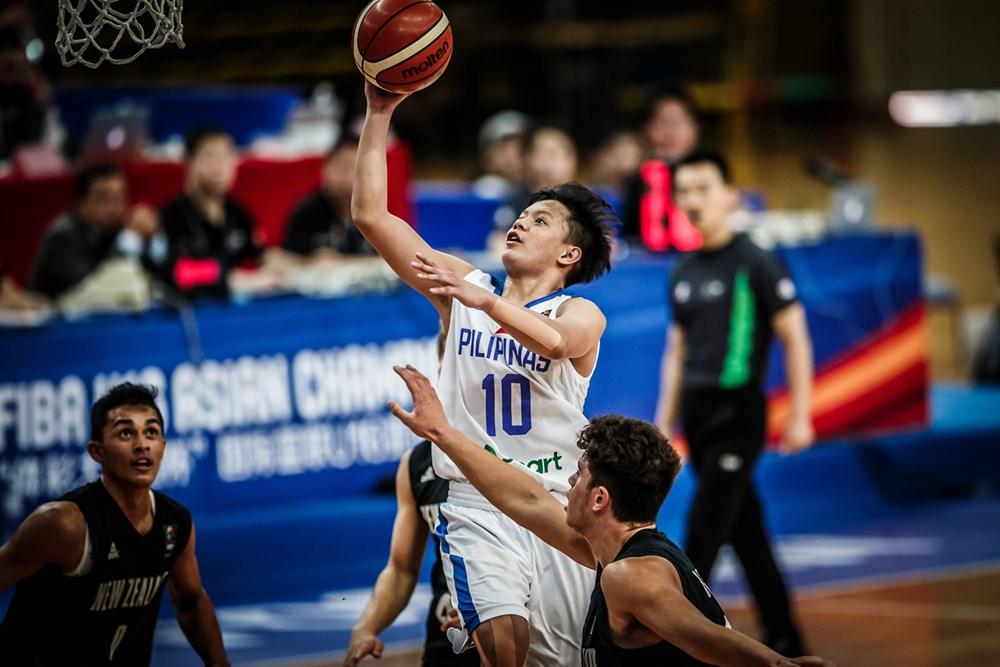 Fortea 2018 FIBA Asia U16