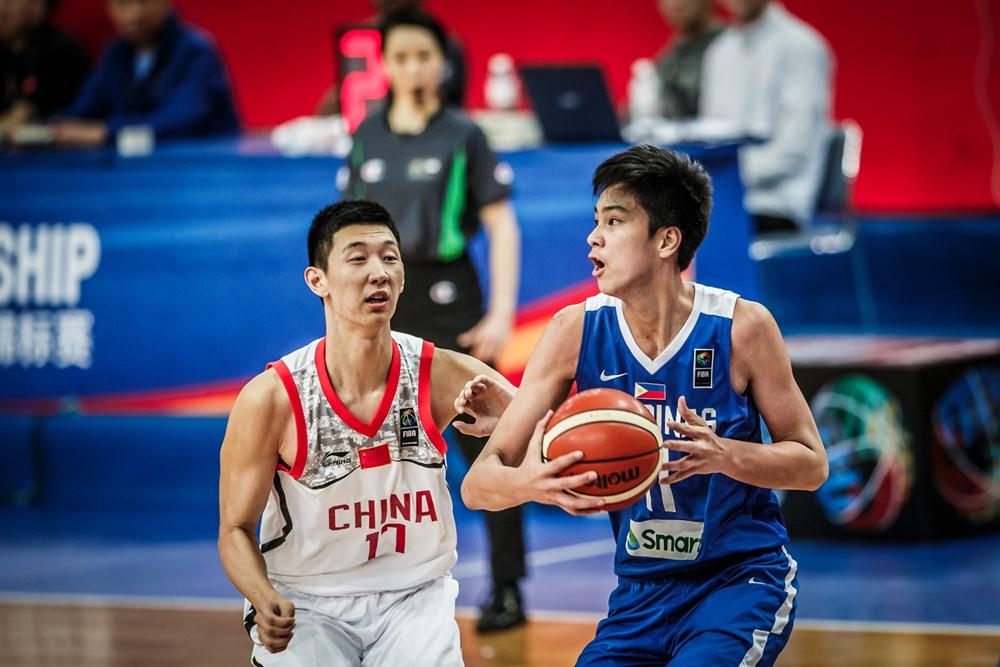 Sotto FIBA U16
