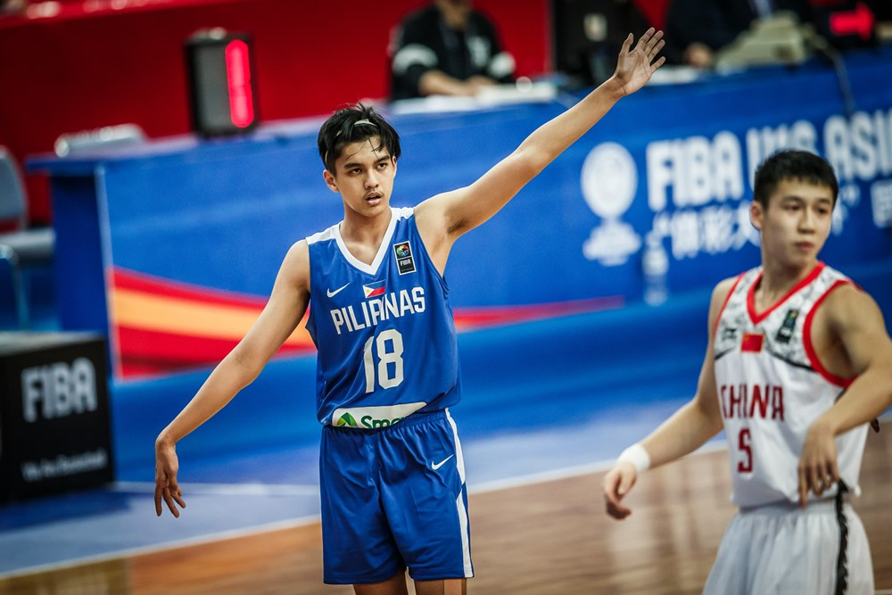 Padrigao FIBA U16