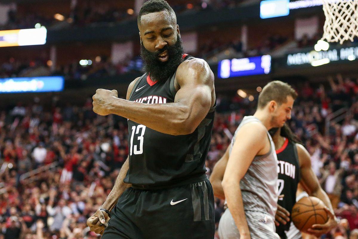 2018 NBA Playoffs: Harden flexes his Playoffs muscle - SLAMonline Philippines