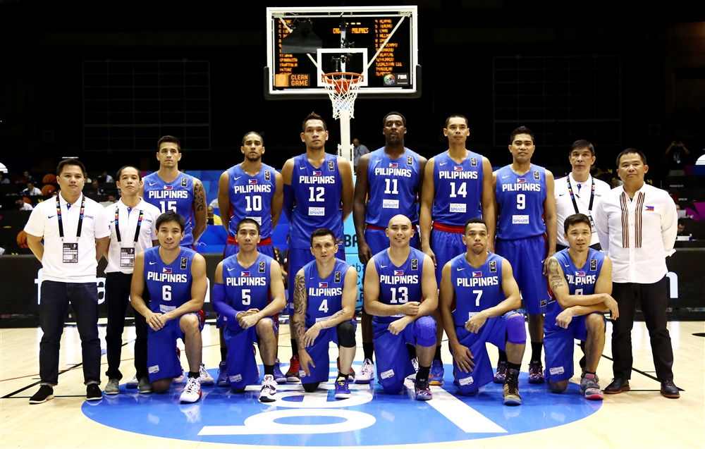Gilas Pilipinas - 2014 FIBA World Cup