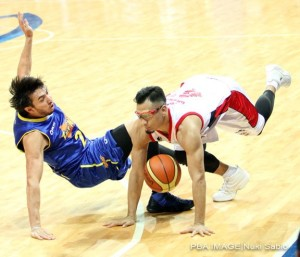 Mark Caguioa Named PBA Player of the Week - SLAMonline Philippines