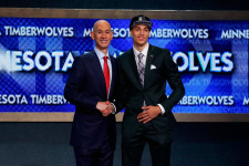 VIDEO: Minnesota Timberwolves rookie Zach LaVine is a future dunk contest champ