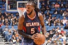 Atlanta Hawks even up series by beating John Wall-less Washington Wizards