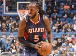 Atlanta Hawks even up series by beating John Wall-less Washington Wizards