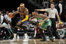 2015 NBA Playoffs Preview: #2 Cleveland Cavaliers vs #7 Boston Celtics