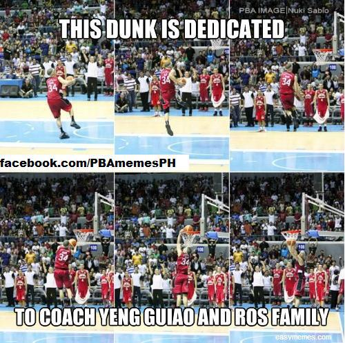 "PBA Meme: Chris Ellis Dedicates Monstrous SLAM to ""Someone Special"""