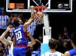 VIDEO: Norwood's dunk tops FIBA Top Five, gets shout-out from the NBA