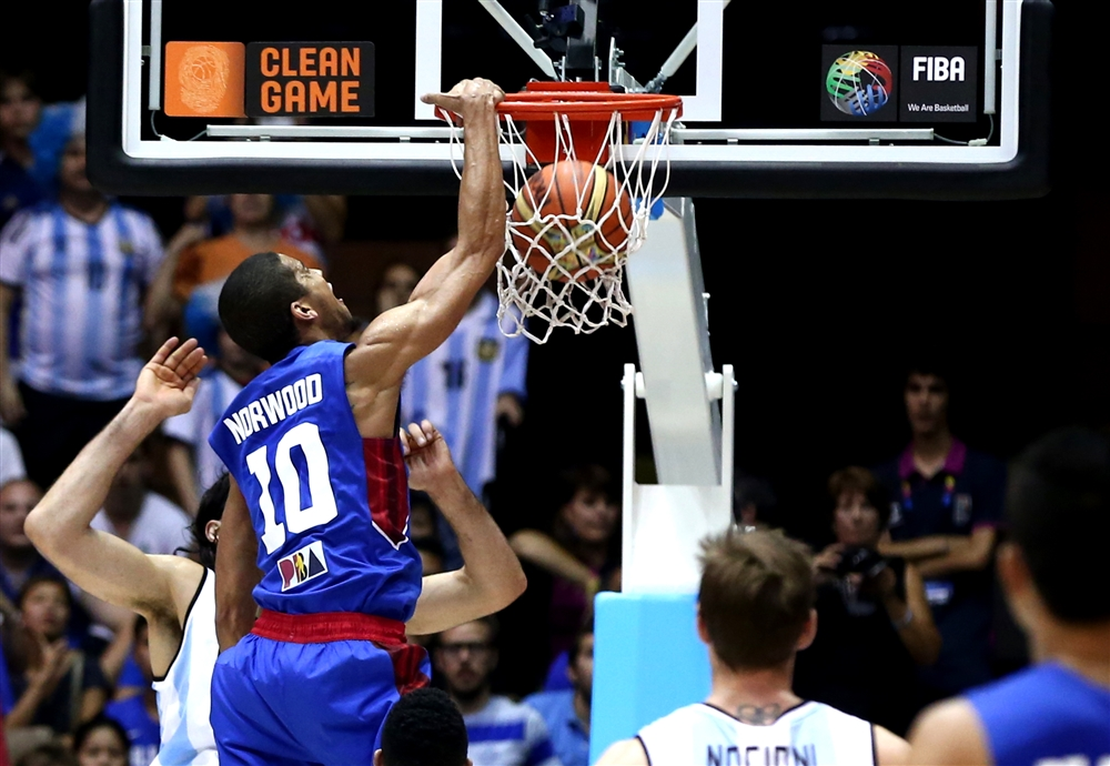 Gilas vs Argentina - 2014 FIBA World Cup - 4