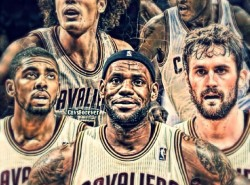 """""""Welcome to the Land"""" says LeBron James to Kevin Love"""