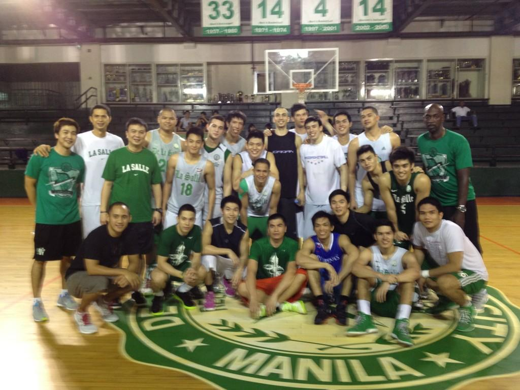 Kuya Green Archers Help Utol Green Archers