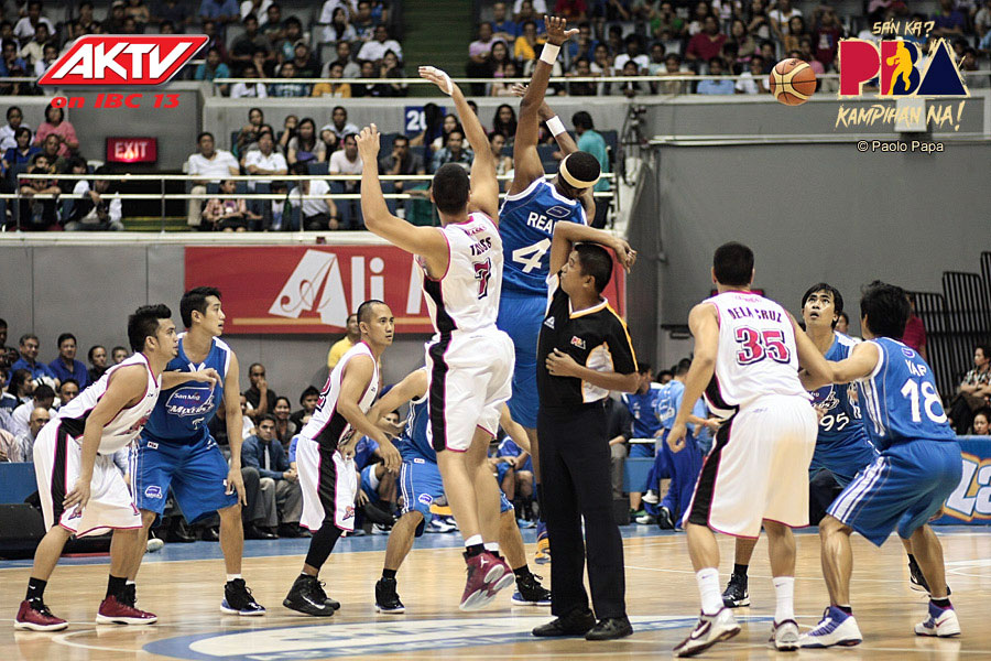The Finals That Could've Been: Alaska Vs. San Mig Coffee
