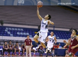 Team on the rise: Adamson Baby Falcons