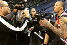 NBA roster moves – Heat bring back Michael Beasley, Rip Hamilton formally retires