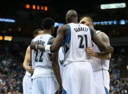 Minnesota Timberwolves to pick first in 2015 NBA Draft