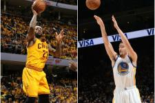 Resurgent LeBron James, hot-shooting Klay Thompson are the NBA Players of the Week