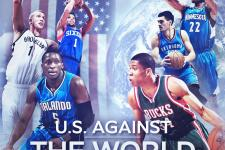 2015 Rising Stars Challenge – USA versus the World rosters revealed