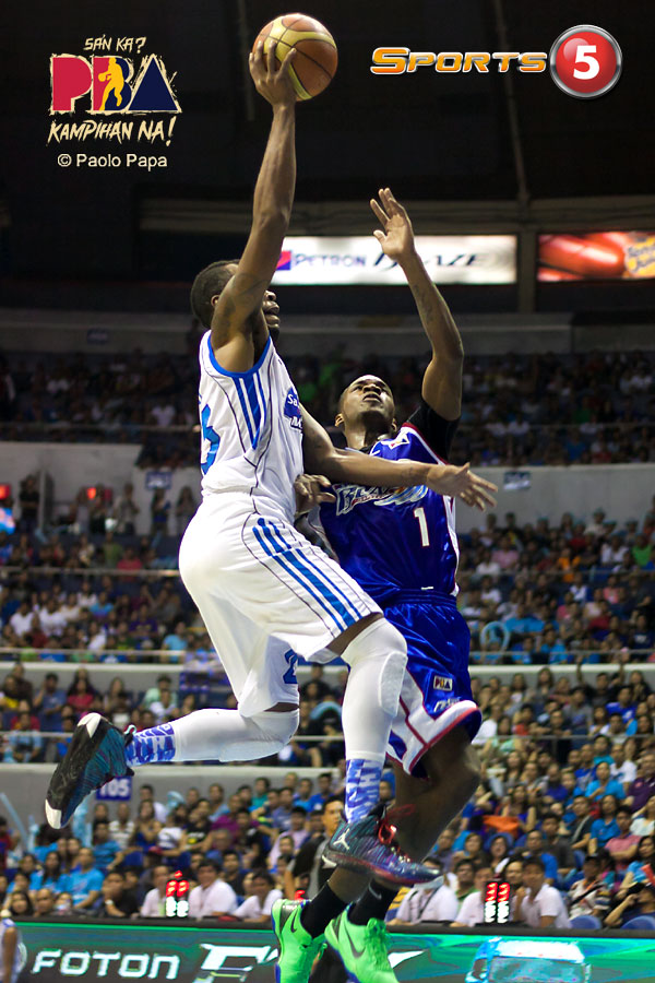 San Mig Coffee, Petron Tussle to Break Finals Deadlock in Game 3