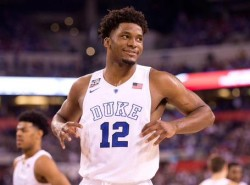 Duke's Justise Winslow announces he too is entering the 2015 NBA Draft