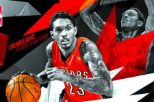 Toronto Raptors guard Lou Williams is the Sixth Man of the Year